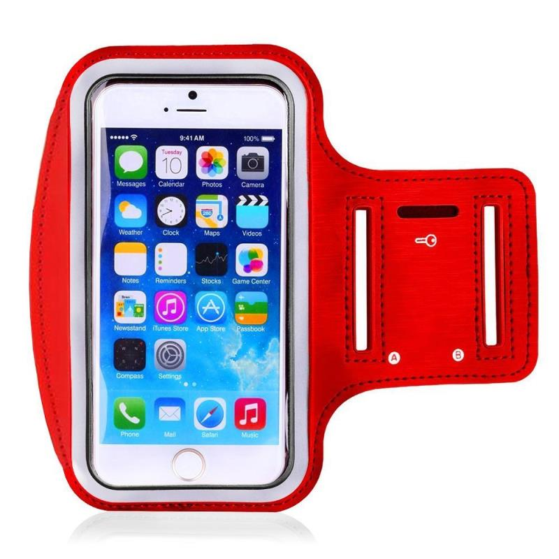 Sports running outside arms package Mobile phones arm with hang bag gm bag General outdoor sports arms package