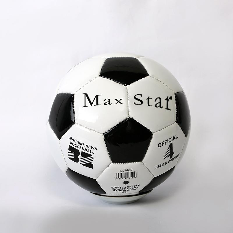 Customized Logo Printed PVC Football and Soccer Ball