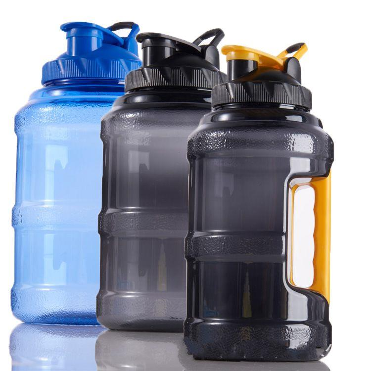 BPA-free 2.5L Plastic water jug with handle