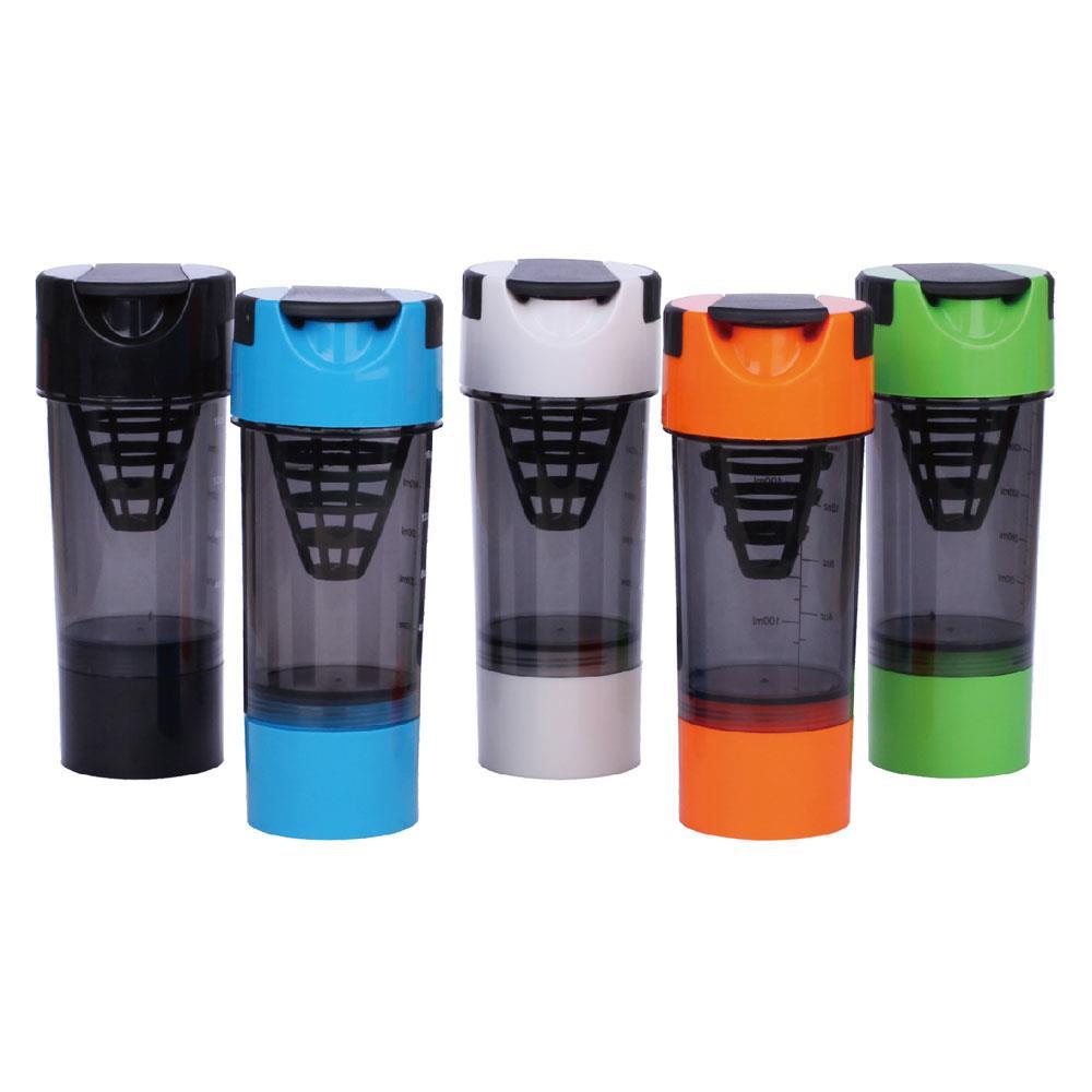 2018 Manufacturer Wholesale BPA Free Customize Logo Protein sport shaker bottle