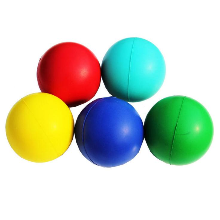 Custom Round PU Stress Ball