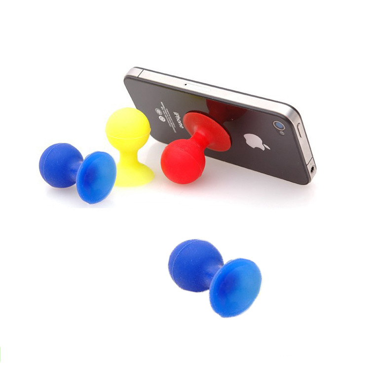 Silicone Mobile Phone Stand for Cell Phone