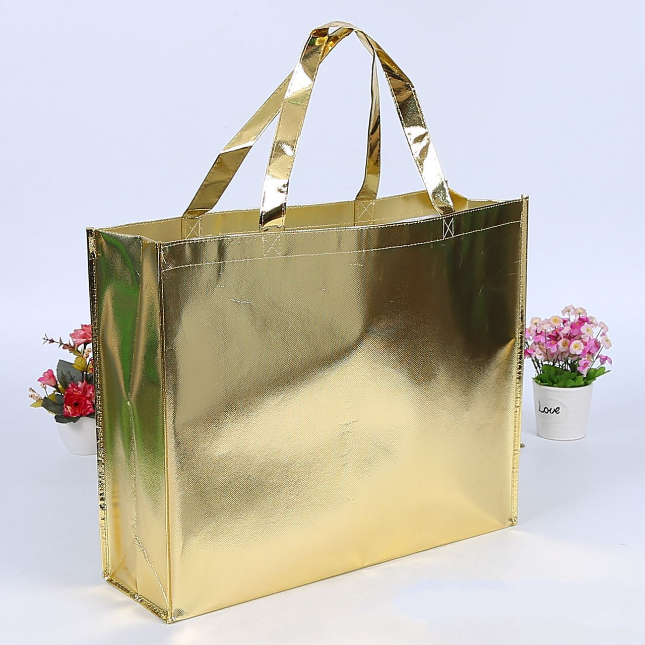 eco-friendly laser non-woven bag