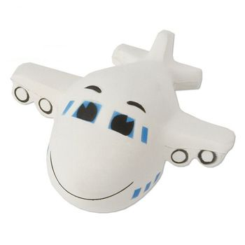 Airplane Anti Stress Ball