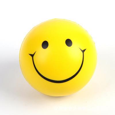 Smile Anti Stress Ball