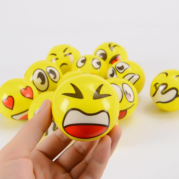 Emoji Anti Stress Ball