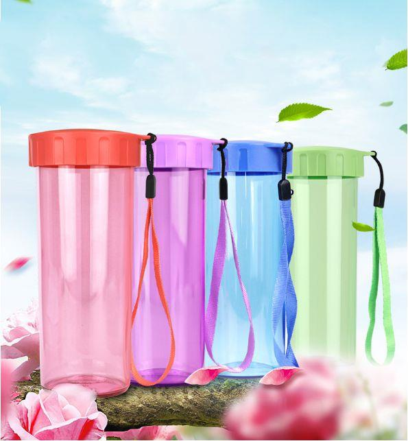 plastic sports water cup