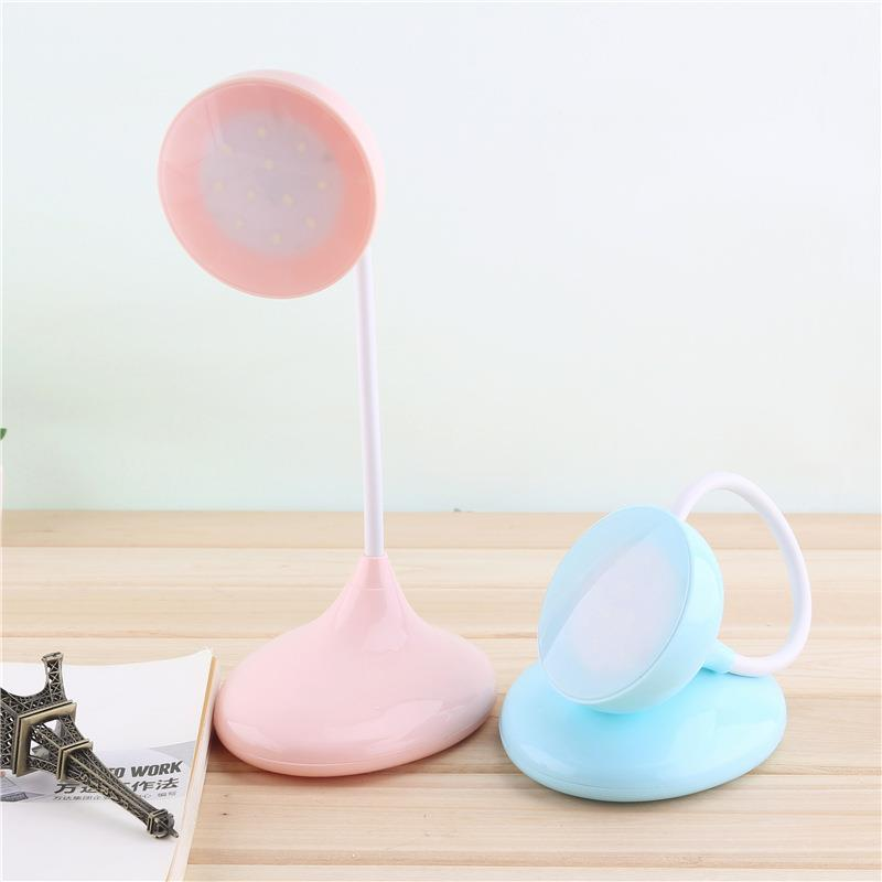 Portable Reading Lamp Small LED Student Desk Lamp