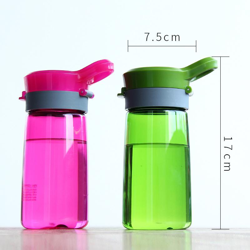 Sport Water Bottle 500ml Portable Tritan Water Bottle For Promotion