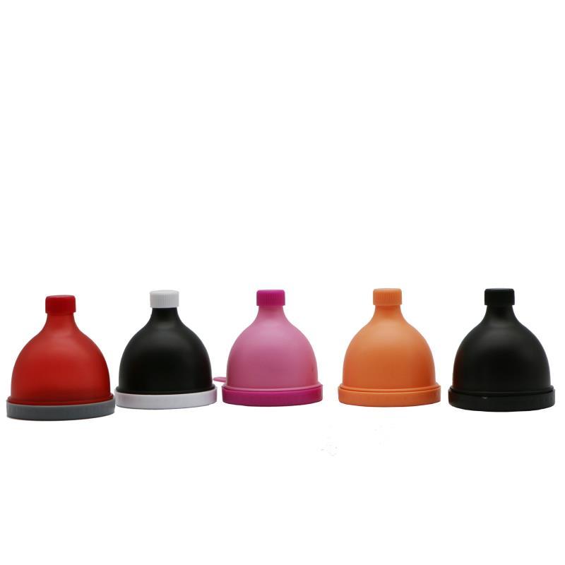 BPA Free Plastic Protein Powder Funnel For Shaker Bottle