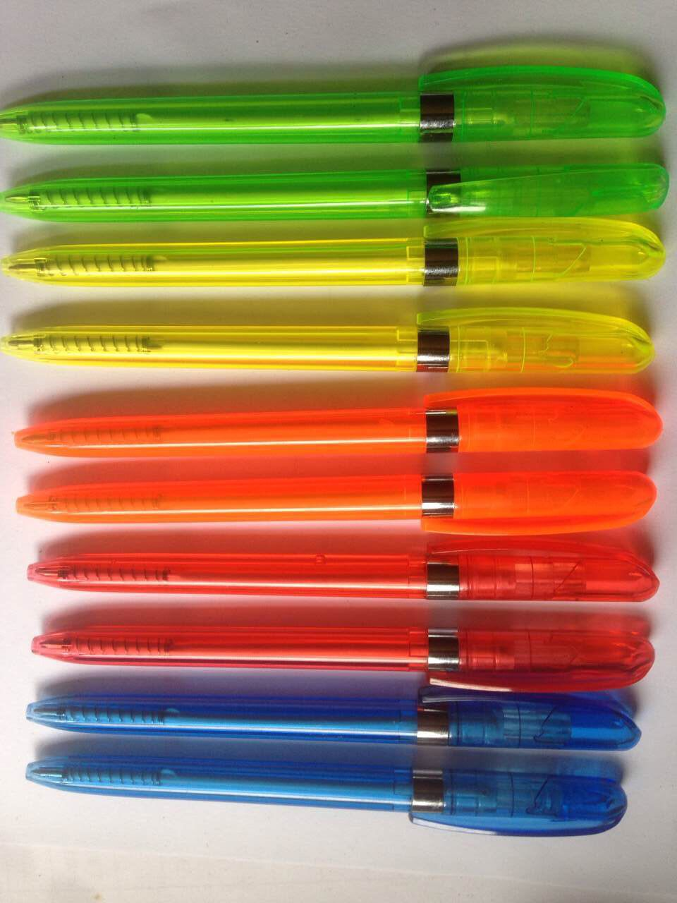 Logo Pen Promotional Pen Type and Plastic Material plastic ball pen