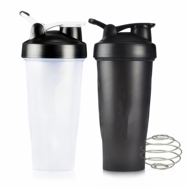 customized logo protein shake joy shaker bottle