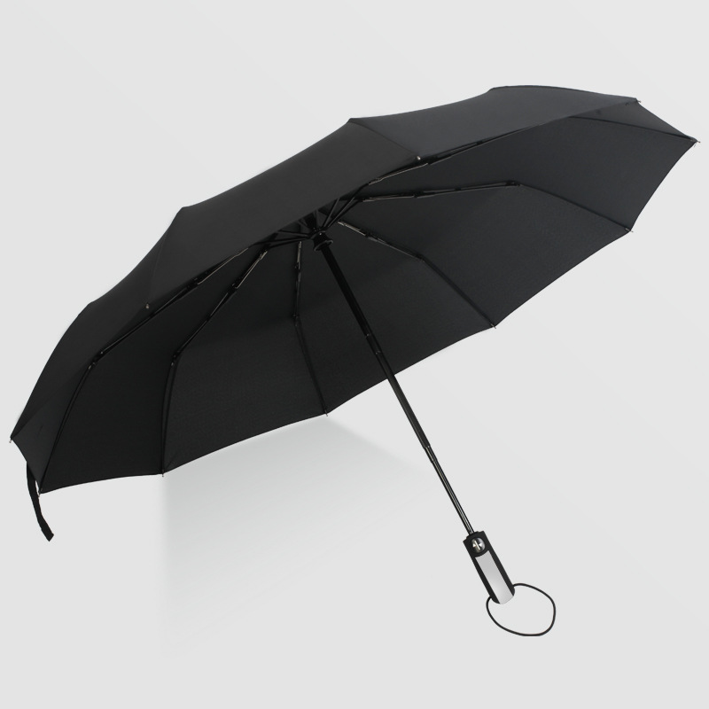 21inch High Quality Foldable Automatic Umbrella With Special Unique Handle