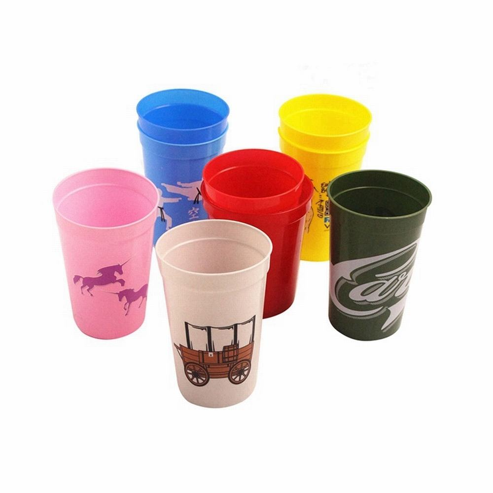 12OZ 16OZ 20OZ Plastic Custom Stadium Cups
