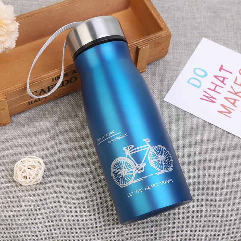popular design 101ml-500ml coffee thermos vacuum insulated stainless steel water bottle