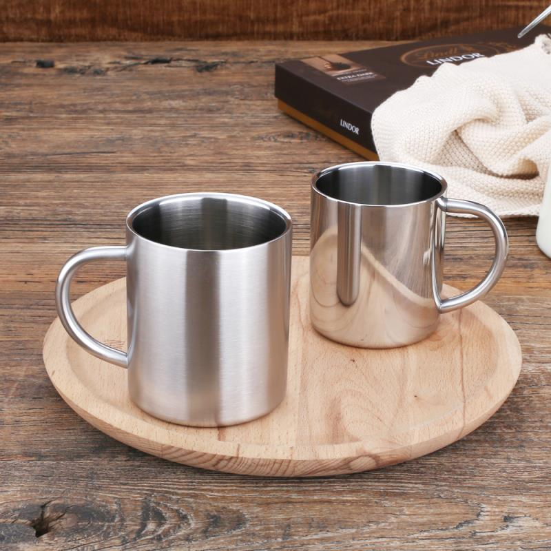 High Quality Beer Cup 301-400ml Stainless Steel Drinking Mug