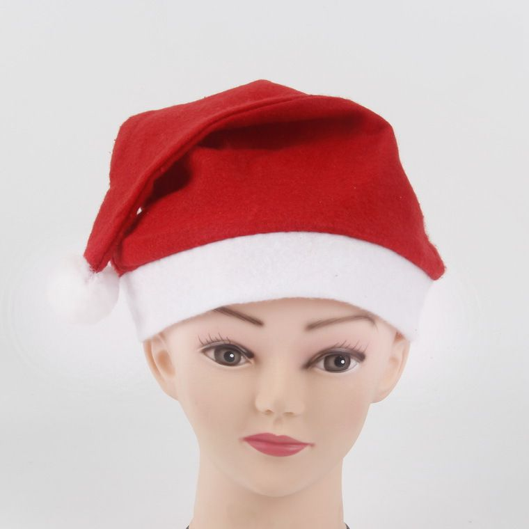 Santa Claus Christmas Decorations Hats