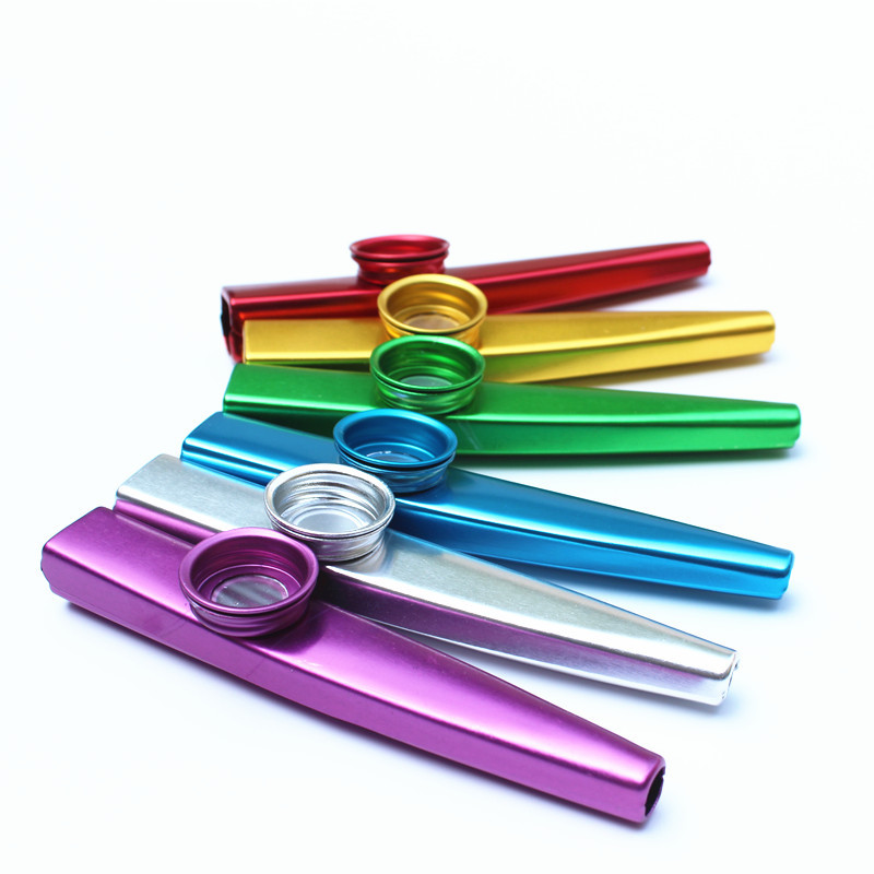 Hot Selling Kazoo Instrument Music Metal Kazoo For Wholesale In China