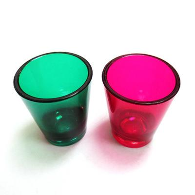 Glass Drinkware Type Acrilic Cup shot glass