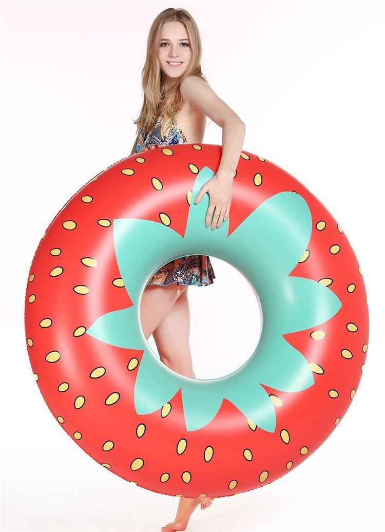 OEM Custom PVC inflatable swimming laps