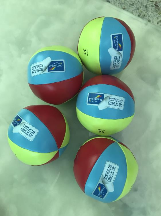Juggling Ball Six Panels Good Quality Bulk Juggling Balls