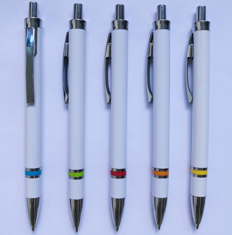 2018 new design plastic best ballpoint pen promotion gift pen