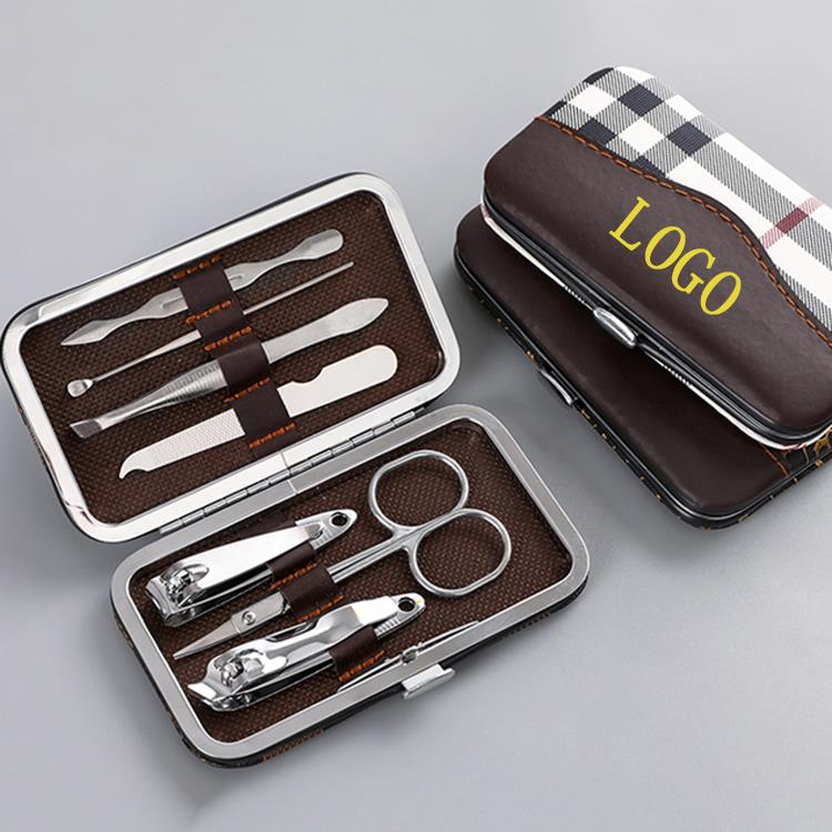 Promotional gift set 7 Pcs/set Nail Clipper Cutter