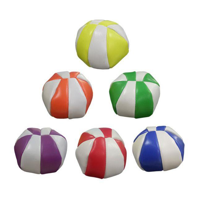 New design foot bag hacky sack toy for kids