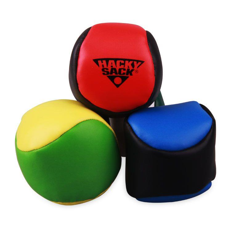 Custom Logo Hacky Sack/ Footbag for Promotion , Kick ball hacky sack