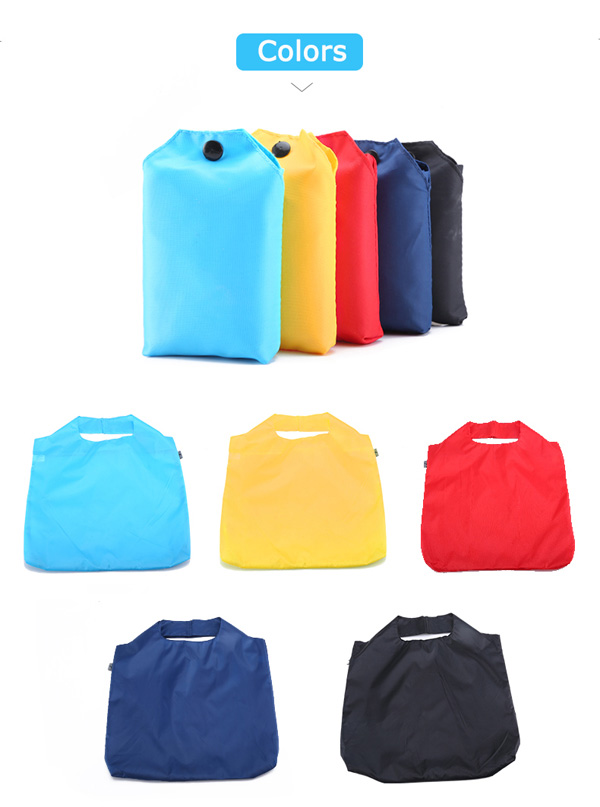 2018 New Arrival Promotional Reusable Foldable Shopping Bag
