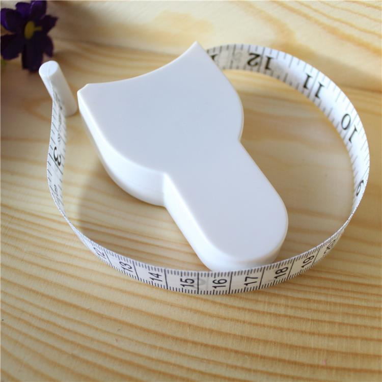 Waist circumference,chest circumference,hip circumference tape measure