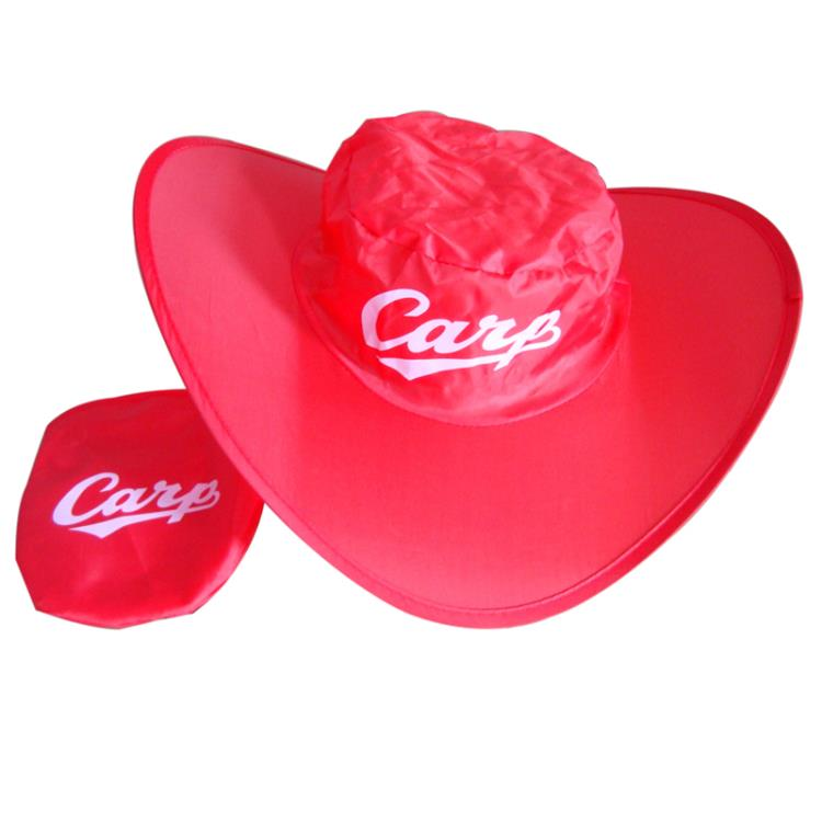 Customized foldable go out polyester hat/cap