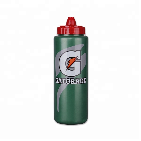 1000ML Plastic Sport Water Bottle 32oz Custom Travel Water Bottle With Logo