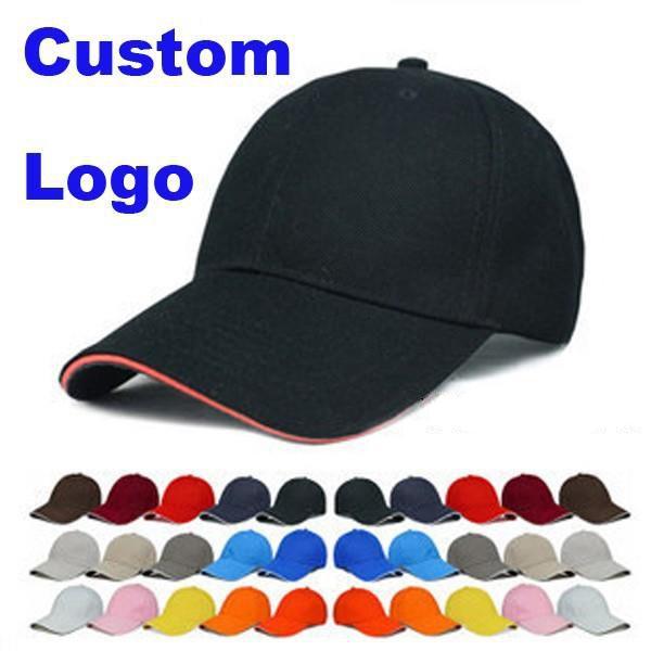 OEM Promotional Logo Printed Cheap Custom High Quality 6 Panels Baseball Cap