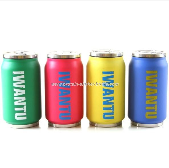stainless steel Coke can styling double vacuum insulation thermal cup