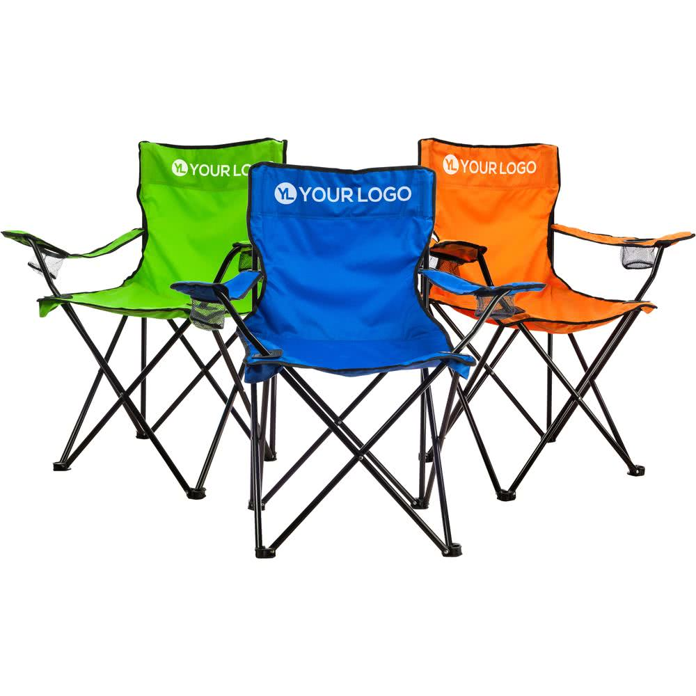 Folding Camping Chair With Carry Bag
