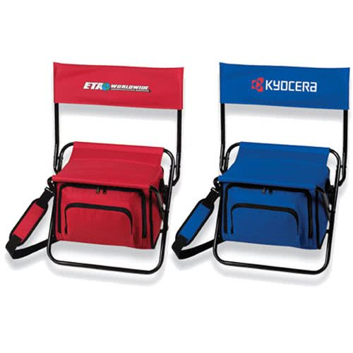 New fashion Collapsible outdoor folding chair Cooler