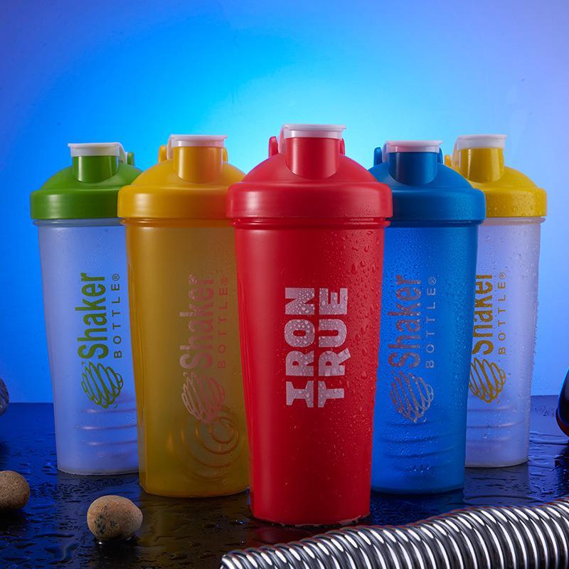 Wholesale Shaker Plastic Shaker Bottle Protein Shaker