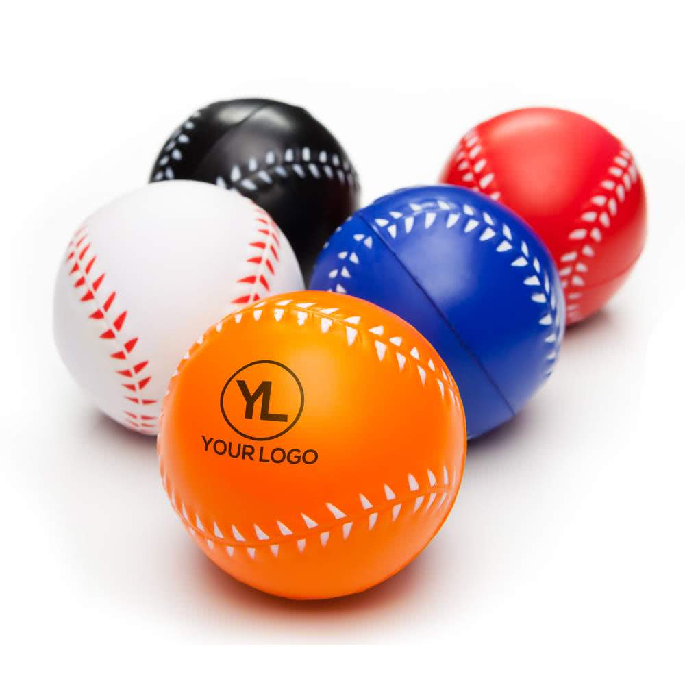 Soft Anti Stress PU Basketball,Football,Baseball And Tennis Ball