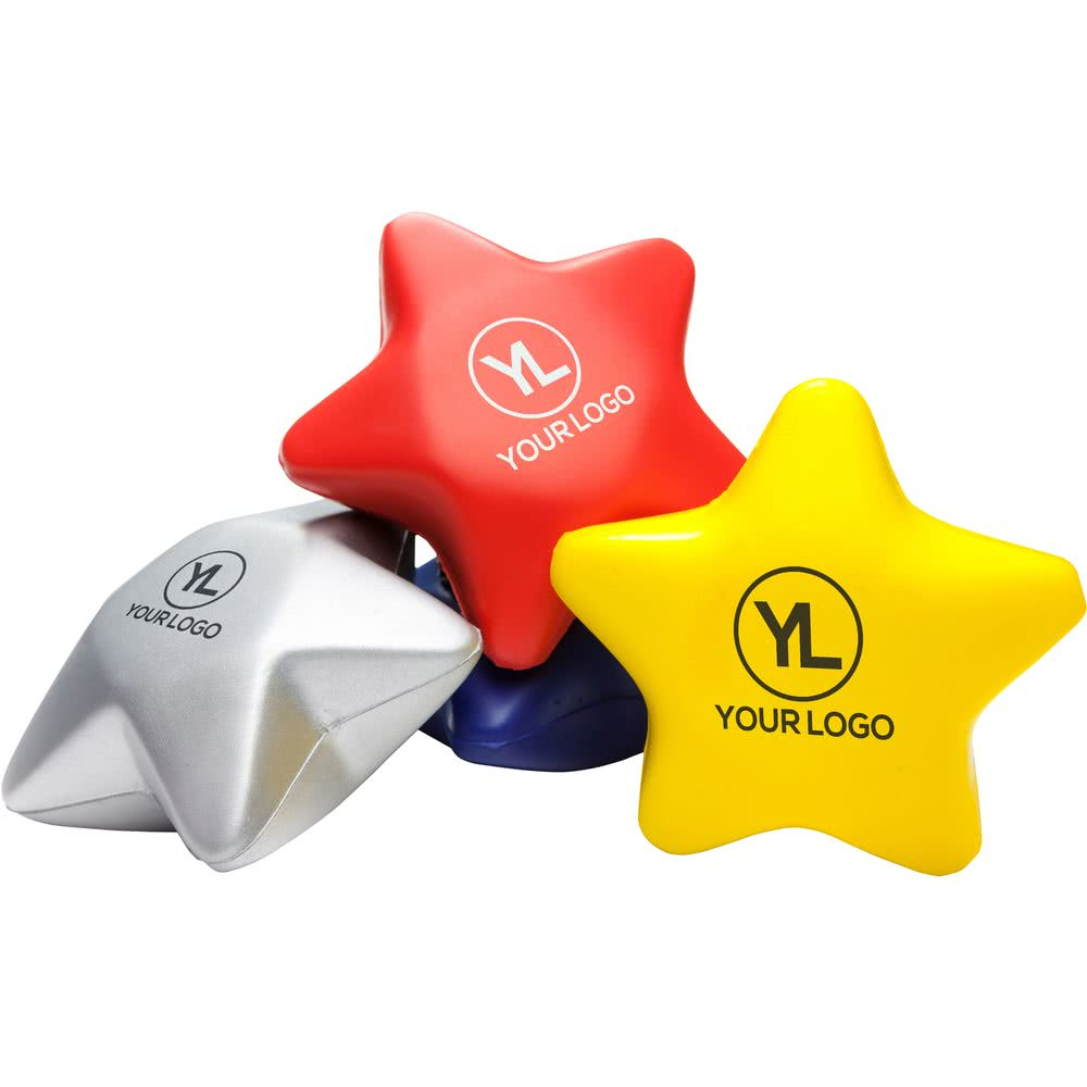 PU star stress reliever toy