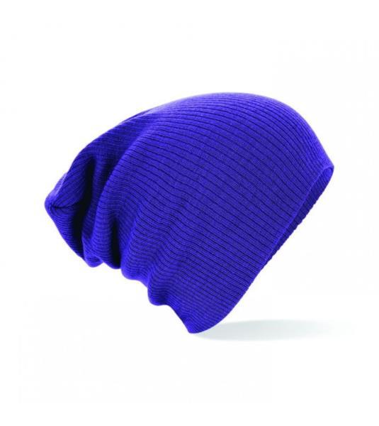 custom beanie knitted winter warm men slouchy hat