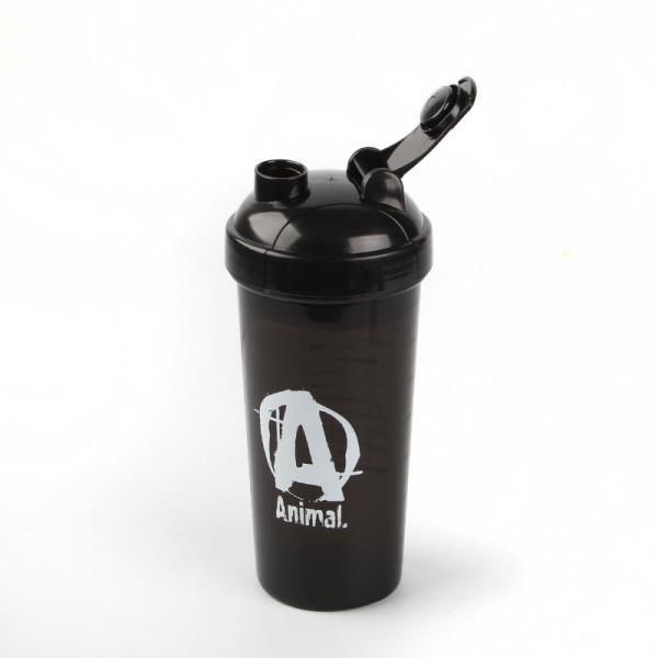 700ml Plastic Customized Logo Shaker Bottles