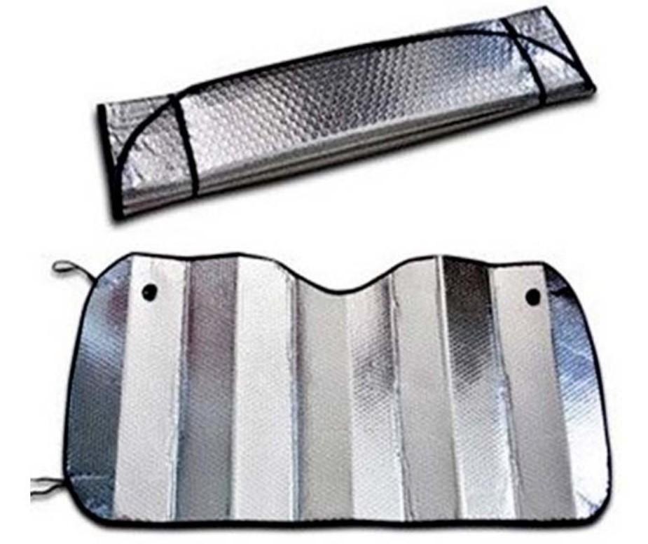 Custom Foldable Aluminum Foil Sunshade Sun Visor