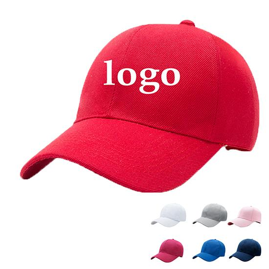 Promotional Baseball Caps With Custom Logo