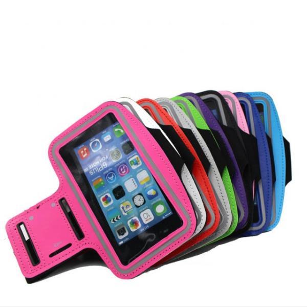 Outdoor Wrist Bag Sport Mobile Phone Holder running arm bag