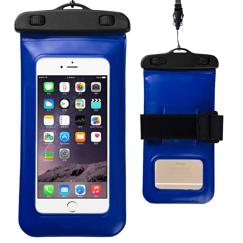 Remarkable outdoor waterproof mobile phone pocket dry bag case enduring accessories cell phone pouch