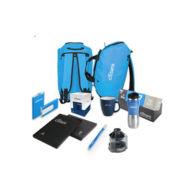 2019 wholesale business corporate customize promotional gift sets