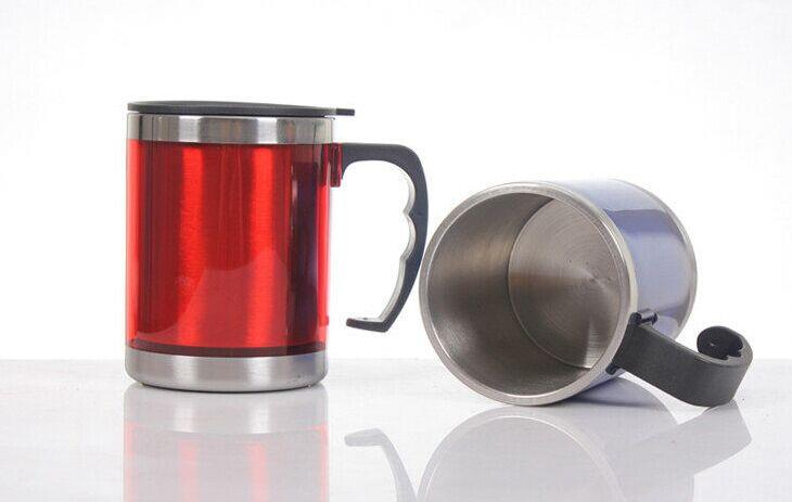 Stainless steel cup/450ml stainless steel travel mug