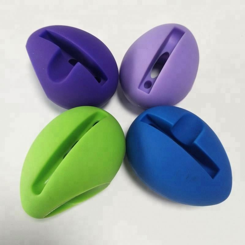 silicone egg shaped mini sound amplifier