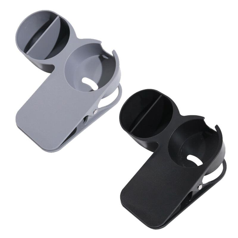 Drinking Cup Holder Clip 2019 Latest Model Chair and Table Bottle Cup Clip Water Coffee Mug Holder Clip Extra Storage